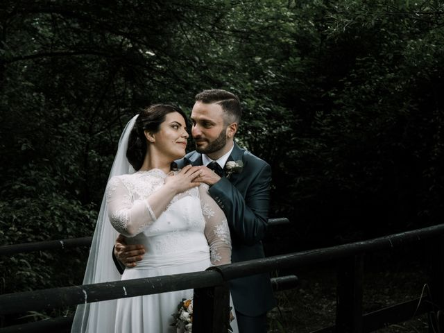 Il matrimonio di Giorgio e Alessandra a San Valentino in Abruzzo Citeriore, Pescara 102