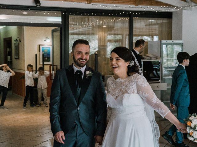 Il matrimonio di Giorgio e Alessandra a San Valentino in Abruzzo Citeriore, Pescara 105