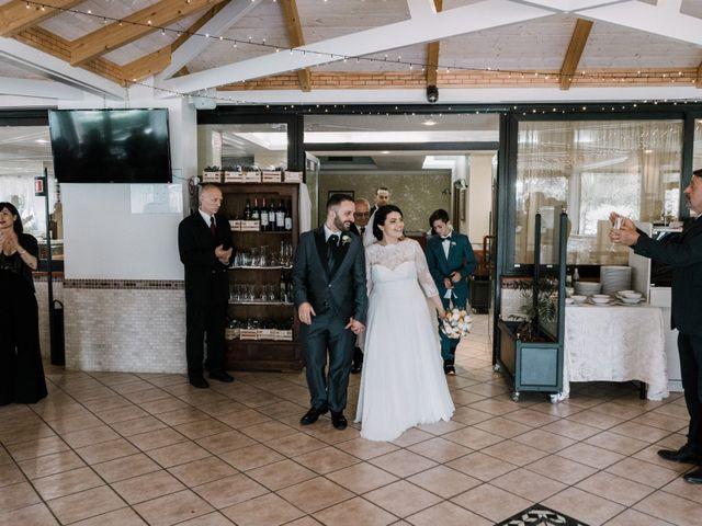 Il matrimonio di Giorgio e Alessandra a San Valentino in Abruzzo Citeriore, Pescara 107