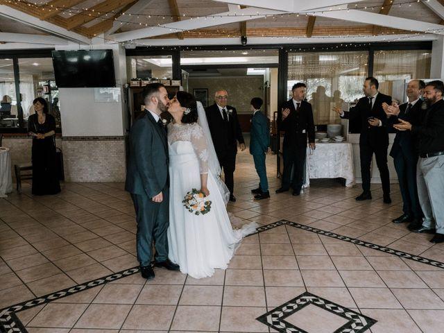 Il matrimonio di Giorgio e Alessandra a San Valentino in Abruzzo Citeriore, Pescara 108