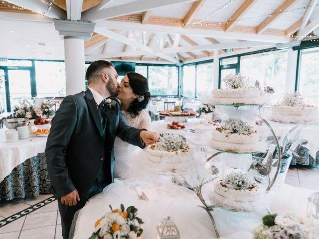 Il matrimonio di Giorgio e Alessandra a San Valentino in Abruzzo Citeriore, Pescara 124