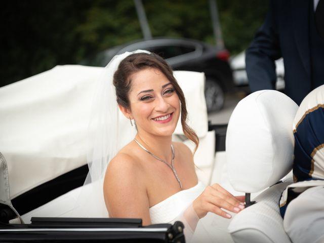 Il matrimonio di Alessandro e Marjan a Rapallo, Genova 19