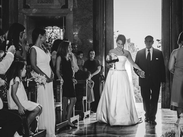 Il matrimonio di Alessandro e Marjan a Rapallo, Genova 1