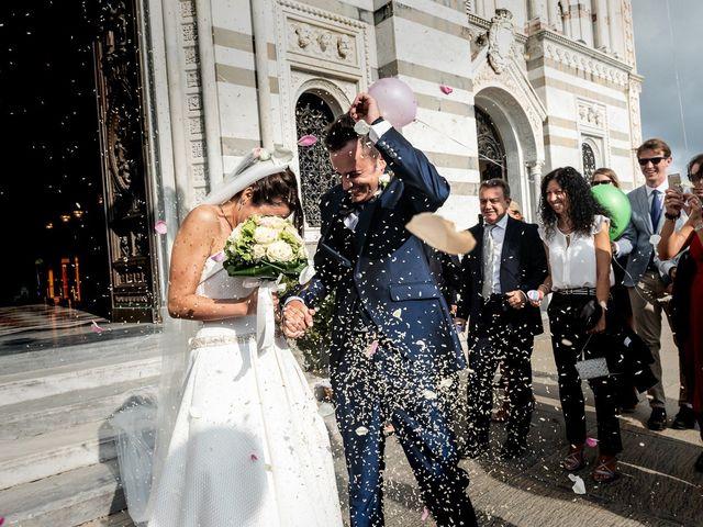 Il matrimonio di Alessandro e Marjan a Rapallo, Genova 28