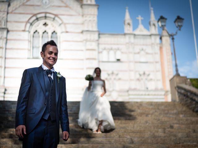 Il matrimonio di Alessandro e Marjan a Rapallo, Genova 30