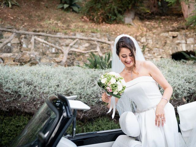 Il matrimonio di Alessandro e Marjan a Rapallo, Genova 33