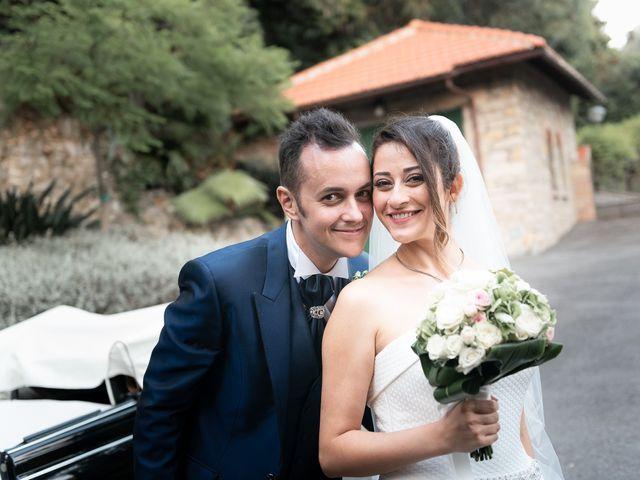 Il matrimonio di Alessandro e Marjan a Rapallo, Genova 34