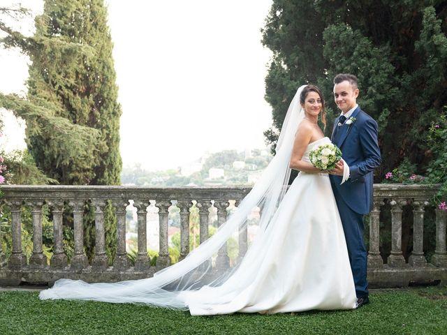 Il matrimonio di Alessandro e Marjan a Rapallo, Genova 36