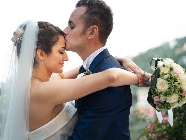 Il matrimonio di Alessandro e Marjan a Rapallo, Genova 38