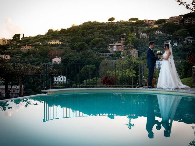 Il matrimonio di Alessandro e Marjan a Rapallo, Genova 39