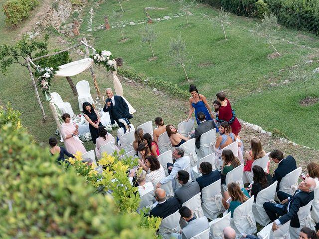 Il matrimonio di Alessandro e Marjan a Rapallo, Genova 40