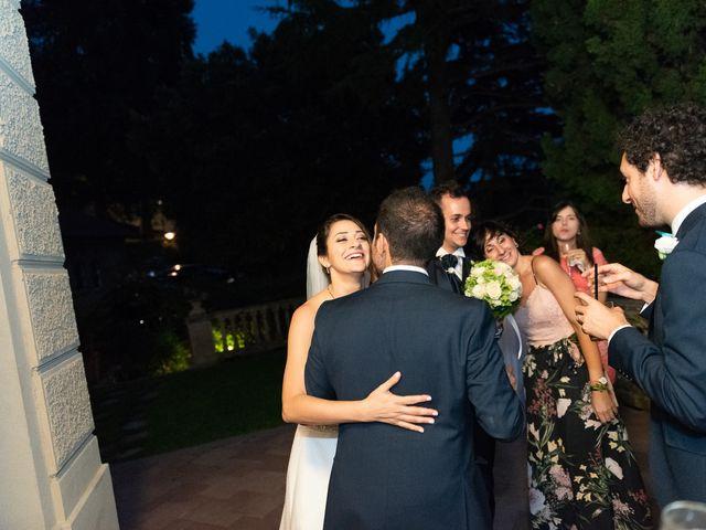 Il matrimonio di Alessandro e Marjan a Rapallo, Genova 45