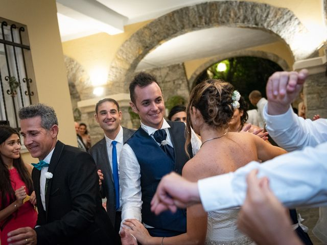 Il matrimonio di Alessandro e Marjan a Rapallo, Genova 47
