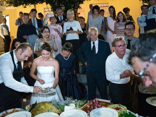 Il matrimonio di Alessandro e Marjan a Rapallo, Genova 52