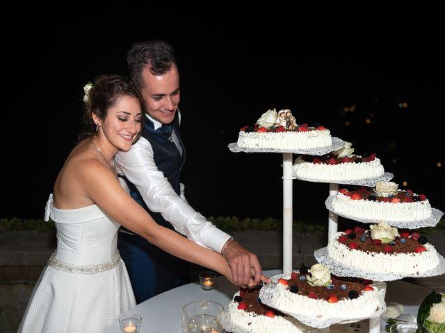 Il matrimonio di Alessandro e Marjan a Rapallo, Genova 57