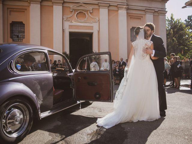 Il matrimonio di Giovanni Paolo e Monica a Sant'Ilario d'Enza, Reggio Emilia 10