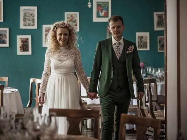 Le nozze di Ale e Tom