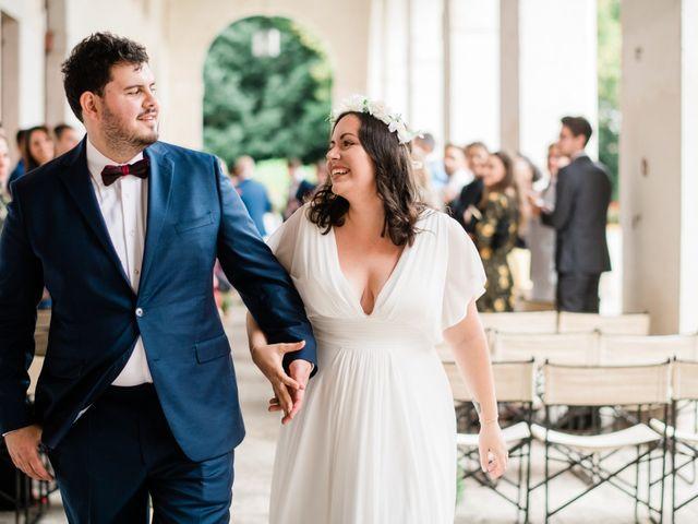 Le nozze di Serena e Freddie