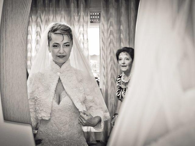 Il matrimonio di Marco e Yuliya a Castello di Godego, Treviso 11