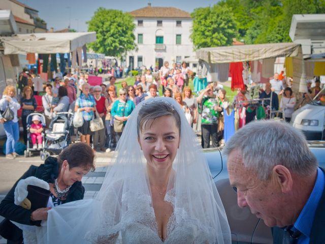 Il matrimonio di Marco e Yuliya a Castello di Godego, Treviso 33