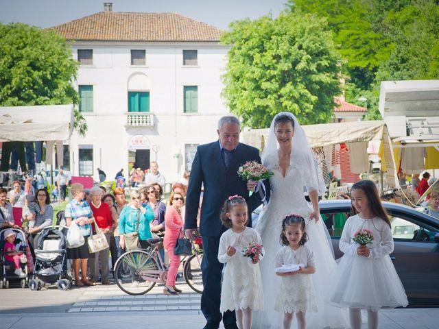 Il matrimonio di Marco e Yuliya a Castello di Godego, Treviso 34
