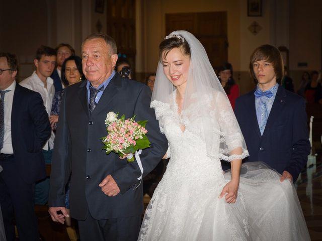 Il matrimonio di Marco e Yuliya a Castello di Godego, Treviso 37