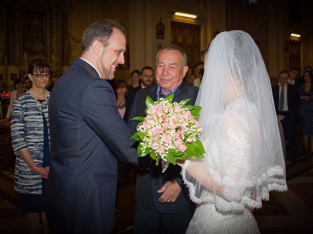Il matrimonio di Marco e Yuliya a Castello di Godego, Treviso 39