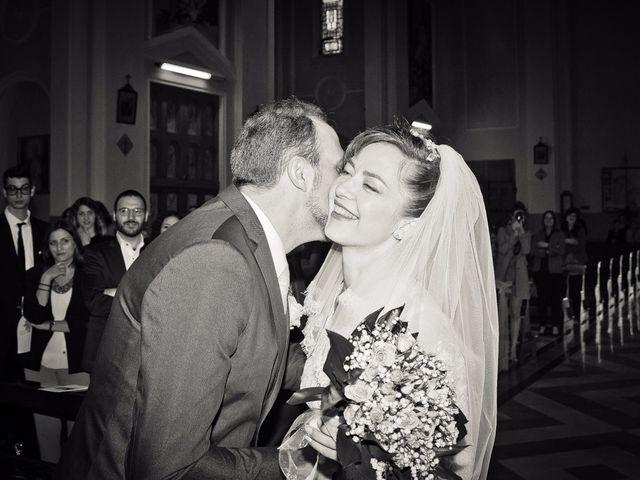 Il matrimonio di Marco e Yuliya a Castello di Godego, Treviso 40