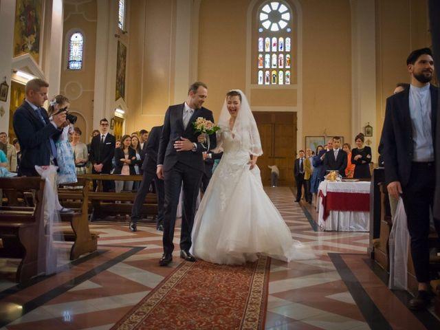 Il matrimonio di Marco e Yuliya a Castello di Godego, Treviso 41