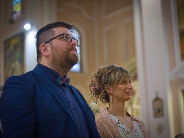 Il matrimonio di Marco e Yuliya a Castello di Godego, Treviso 43