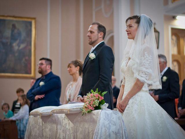 Il matrimonio di Marco e Yuliya a Castello di Godego, Treviso 44
