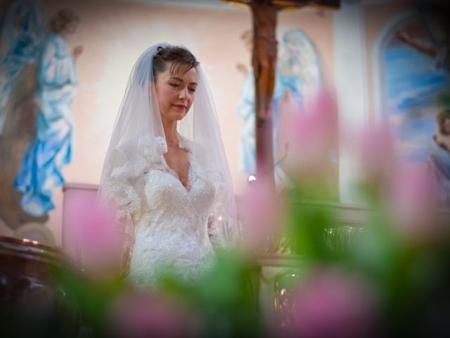 Il matrimonio di Marco e Yuliya a Castello di Godego, Treviso 46