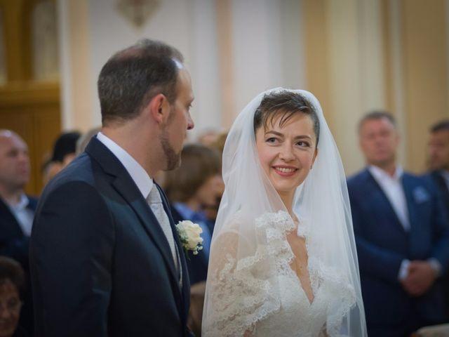 Il matrimonio di Marco e Yuliya a Castello di Godego, Treviso 47