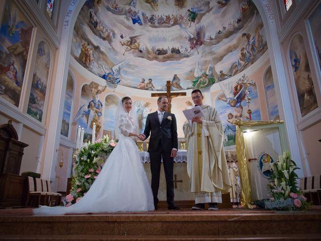 Il matrimonio di Marco e Yuliya a Castello di Godego, Treviso 54