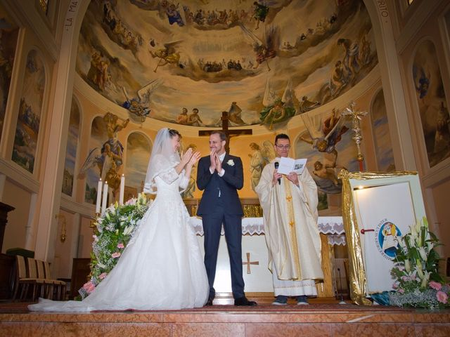 Il matrimonio di Marco e Yuliya a Castello di Godego, Treviso 57