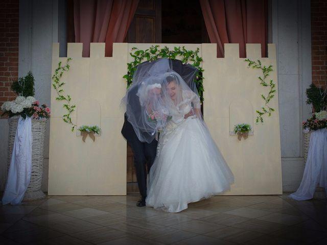 Il matrimonio di Marco e Yuliya a Castello di Godego, Treviso 63