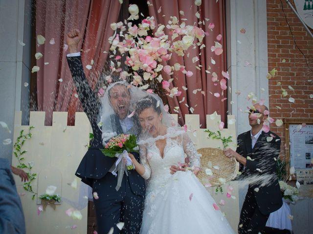 Il matrimonio di Marco e Yuliya a Castello di Godego, Treviso 64