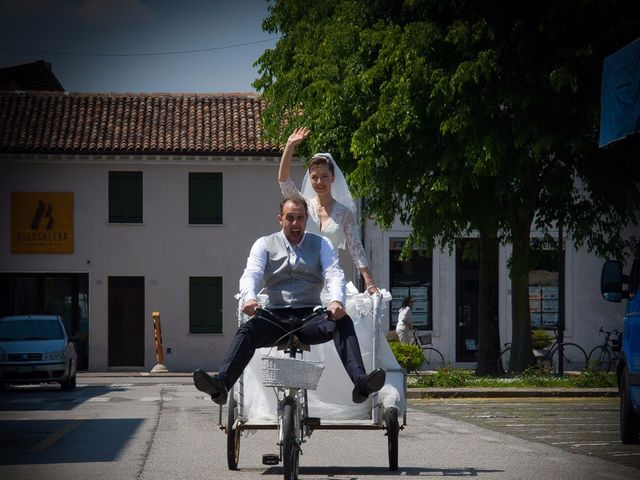 Il matrimonio di Marco e Yuliya a Castello di Godego, Treviso 73