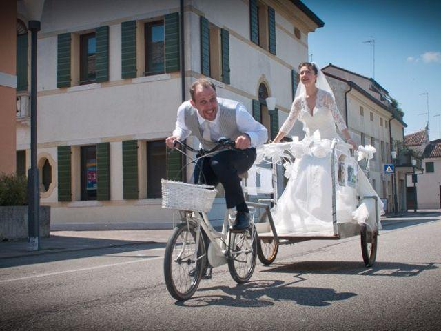 Il matrimonio di Marco e Yuliya a Castello di Godego, Treviso 74
