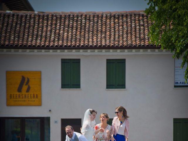 Il matrimonio di Marco e Yuliya a Castello di Godego, Treviso 75