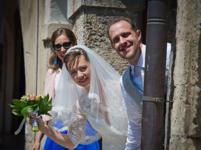 Il matrimonio di Marco e Yuliya a Castello di Godego, Treviso 78