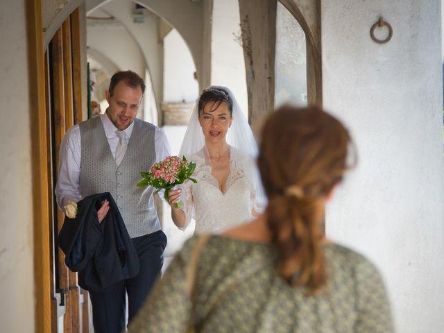 Il matrimonio di Marco e Yuliya a Castello di Godego, Treviso 87