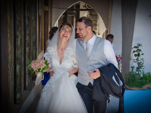 Le nozze di Yuliya e Marco
