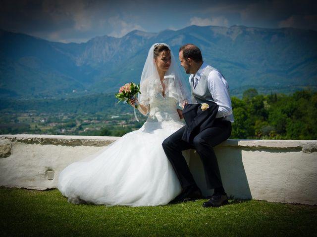 Il matrimonio di Marco e Yuliya a Castello di Godego, Treviso 89