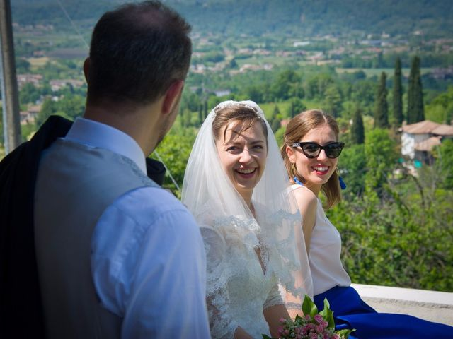 Il matrimonio di Marco e Yuliya a Castello di Godego, Treviso 90
