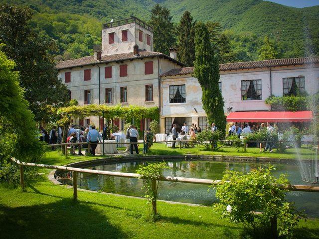 Il matrimonio di Marco e Yuliya a Castello di Godego, Treviso 92
