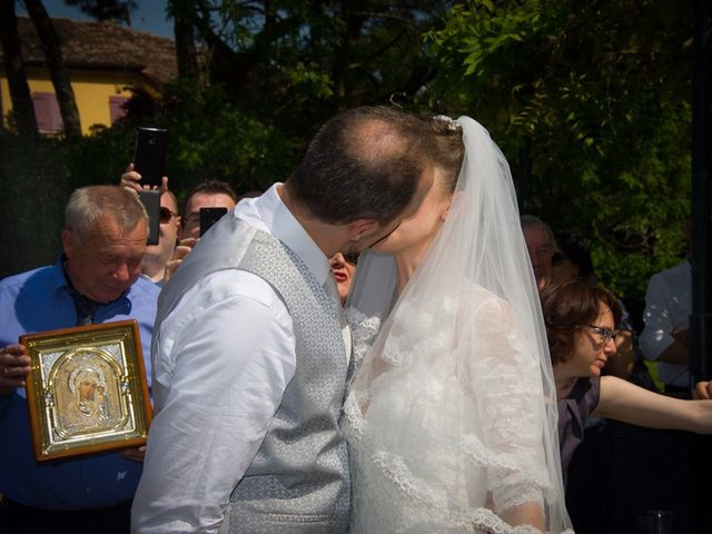 Il matrimonio di Marco e Yuliya a Castello di Godego, Treviso 99