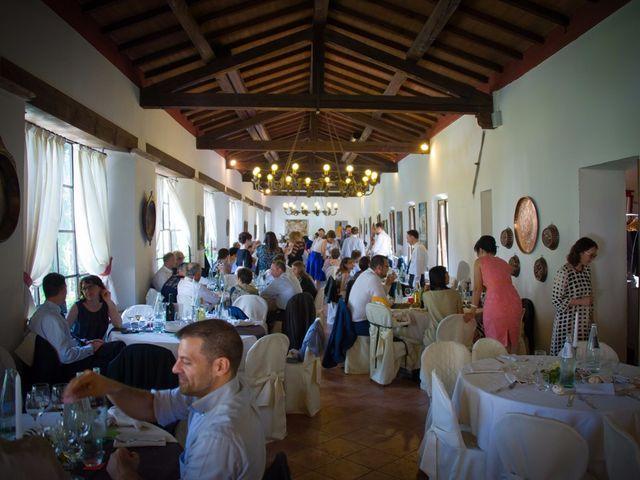 Il matrimonio di Marco e Yuliya a Castello di Godego, Treviso 111