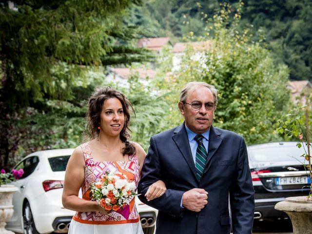 Il matrimonio di Igor e Marta a Savignone, Genova 5