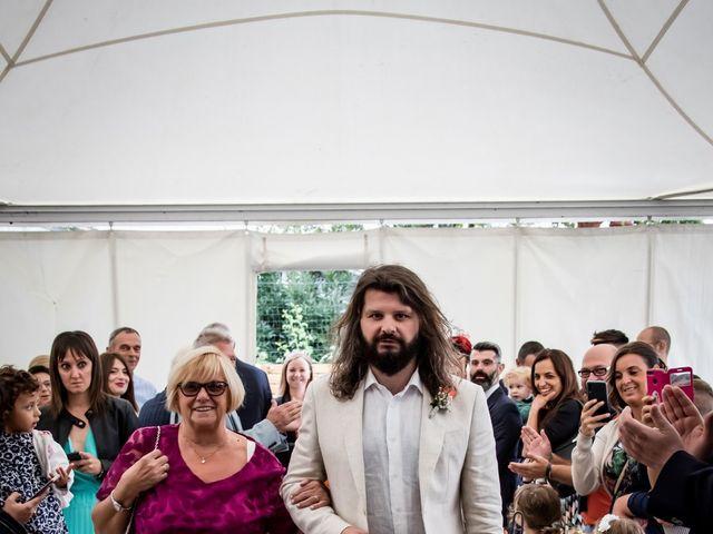 Il matrimonio di Igor e Marta a Savignone, Genova 7